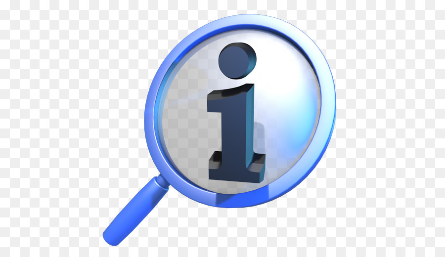 Magnifying Glass Symbol png download - 512*512 - Free