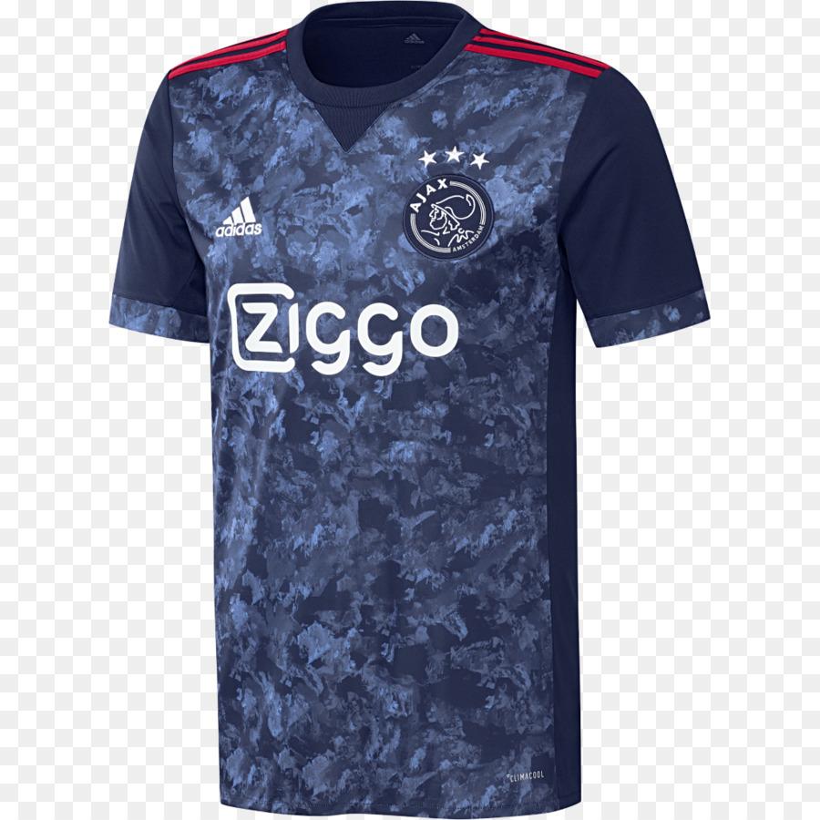big sale 531a1 1c268 AFC Ajax T-shirt in Jersey di Calcio Adidas - messi jersey ...