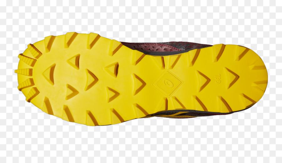 Asics Fujirunnegade 2 Damen Trail Running Schuhe Rot