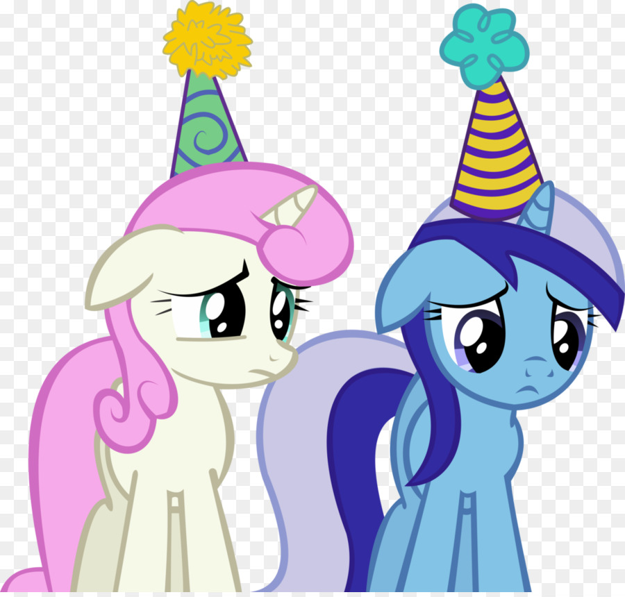 Pony Vektor Grafik Clipart Illustration Twinkle Shine Traurig Png