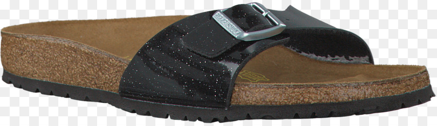 7457edc35b07 Slipper Birkenstock Madrid Sparkle One-Strap Comfort Sandal - Galaxy Black  Car Shoe - birkenstock madrid png download - 1500 432 - Free Transparent  Slipper ...