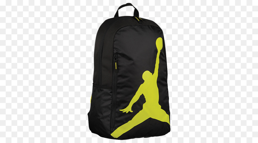 Jumpman Air Jordan Nike Backpack Shoe - clear neon green backpack ... 89419ebc17