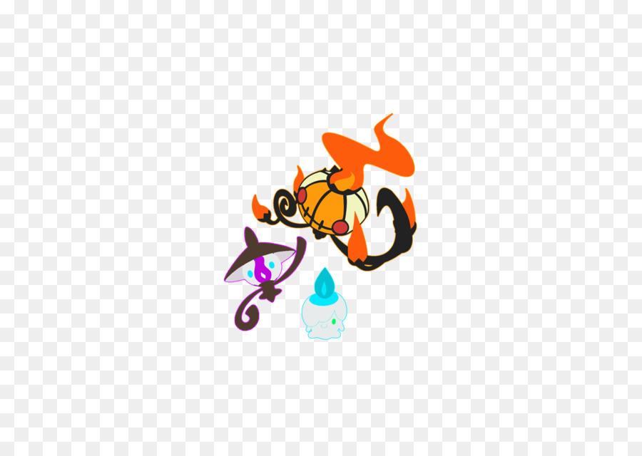 Litwick Lampent Evolution Chandelure Pokemon X And Y Black 2 Shiny