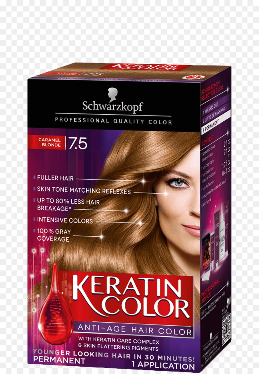 Schwarzkopf Keratin Color Anti Age Hair Color Cream Blond Hair