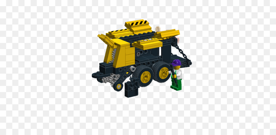 Lego Product Design Vehicle Lego Tractor Instructions Png Download