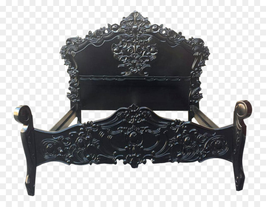 Table Bed Frame Headboard Size French Baroque Png 1269 987 Free Transpa