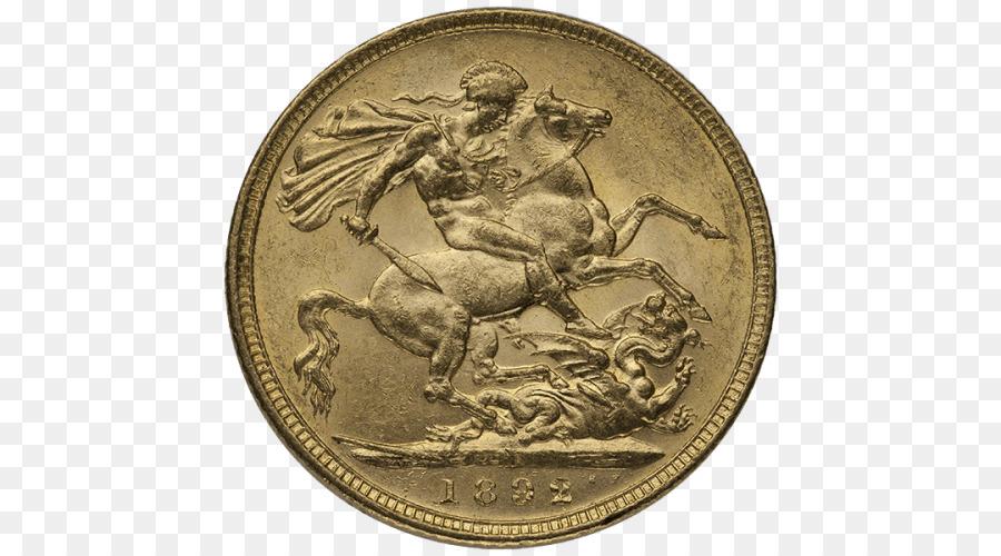 Münze Gold Sovereign Baldwin Ist Der St James S Numismatik Alte