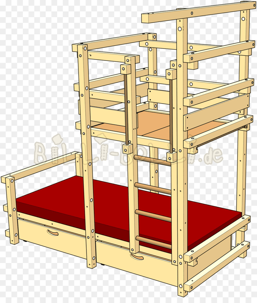 Tisch-Bett-frame-Regal-Babybett - Satteldach png herunterladen - 960 ...