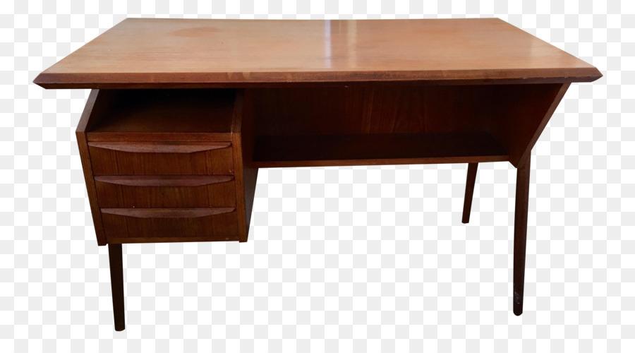 Tisch Schreibtisch Mid Century Modern Danish Design Chairish
