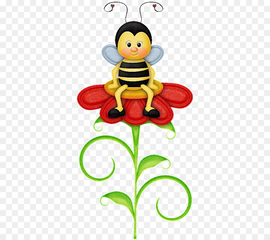 Bumblebee Küçük Resim Böcek Openclipart Maya Arı Boyama Sayfaları