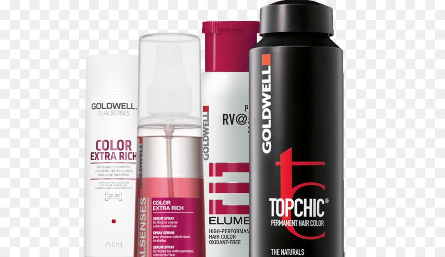 Nettoyage couleur cheveux
