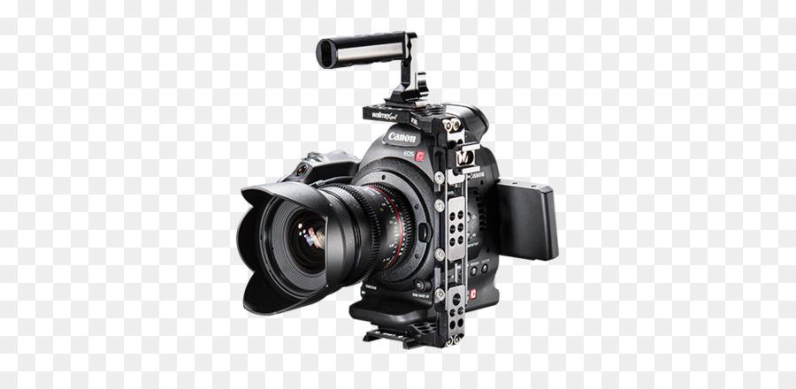 Canon EOS C100 Canon EF lens mount Video Camera - canon c100