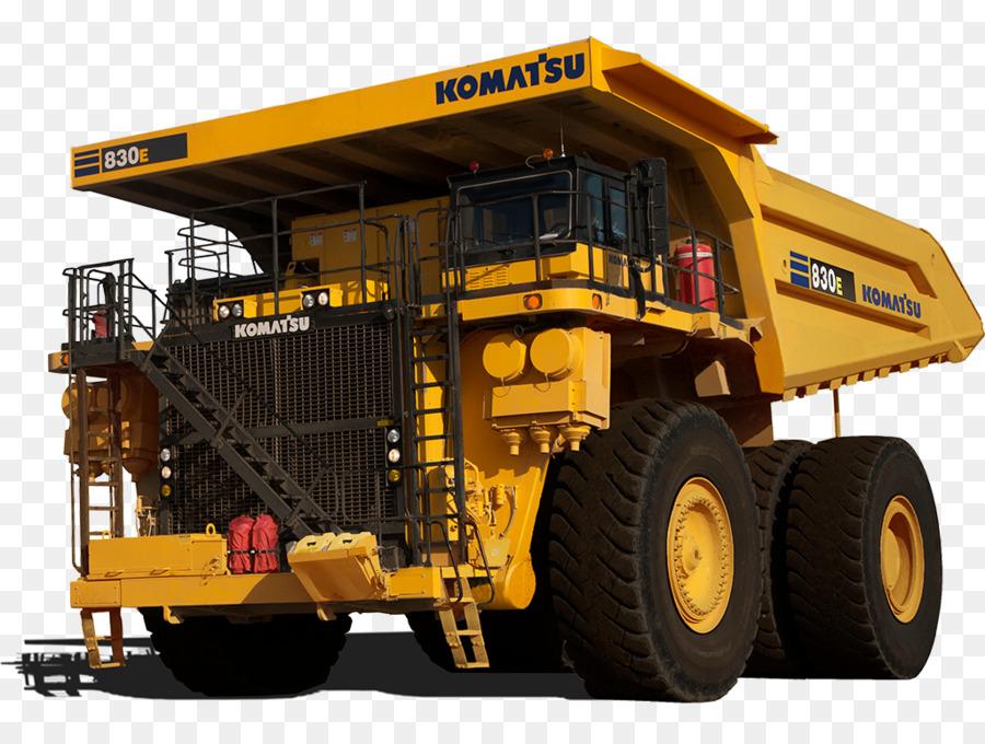 Komatsu Limited 930e 830e Dump Truck Haul Png 1024 768 Free Transpa