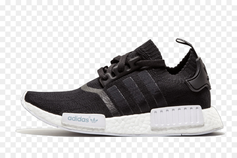 11cc08ff0 Adidas NMD R1 Primeknit  Monochrome  Mens Sneakers - Size 10.5 Sports shoes  Adidas Mens NMD R1 Triple Black - full black adidas shoes for women png  download ...