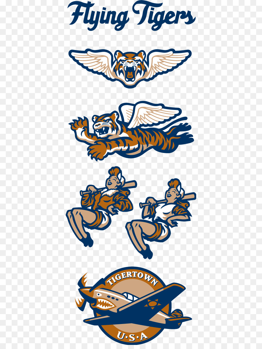 buy online ca55b 93ac7 Lakeland Flying Tigers, Logo, Graphic Design, Text, Line PNG