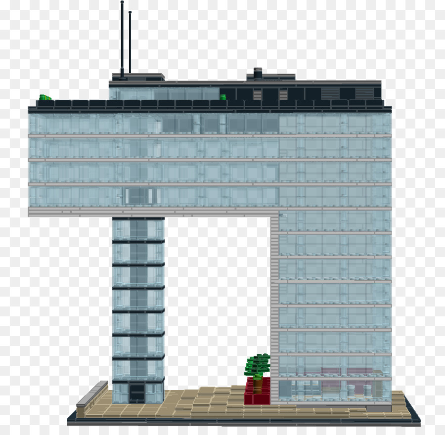 Regus Köln Kranhaus 1 Haus Fassade Lego Ideen Köln Deutschland