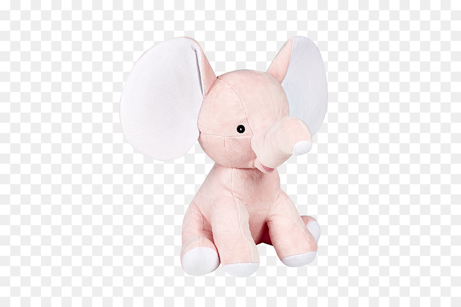 Elephant Towel Embroidery Stuffed Animals Cuddly Toys How To