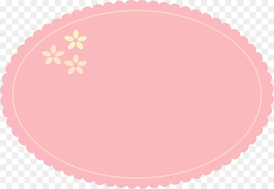 Flan Product Pink M - digital scrapbooking ideas png download - 1600 ...
