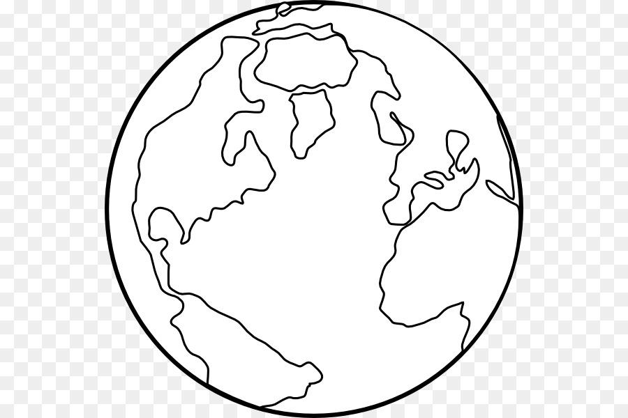 Küçük Resim Dünya Haritası Küre çizim Dünya Küre Boyama Sayfası