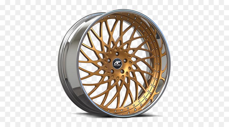 Alloy Wheel Car Rim Motor Vehicle Steering Wheels Gold Powder Coat