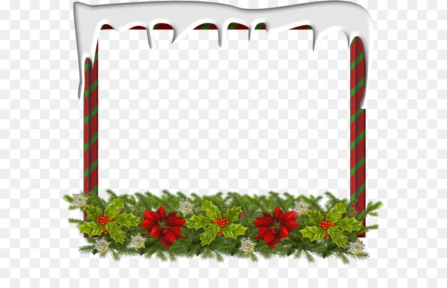 El Día de navidad Marcos de fotos Imagen prediseñada Fotografía ...