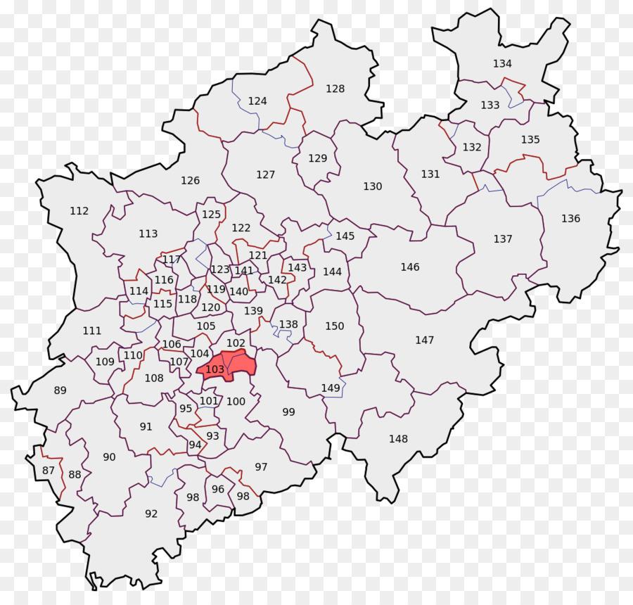 Herne Karte.Köln Wahlkreis Aachen I Herne Wahlkreis Essen Ii Karte Wacht Am