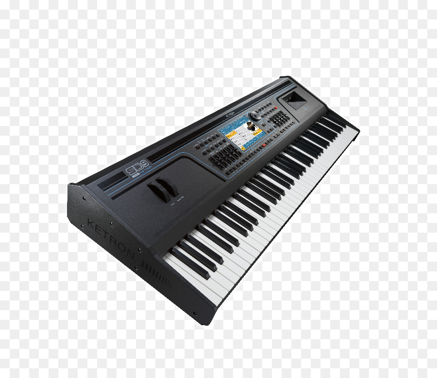 Piano Electronic Instrument png download - 696*766 - Free