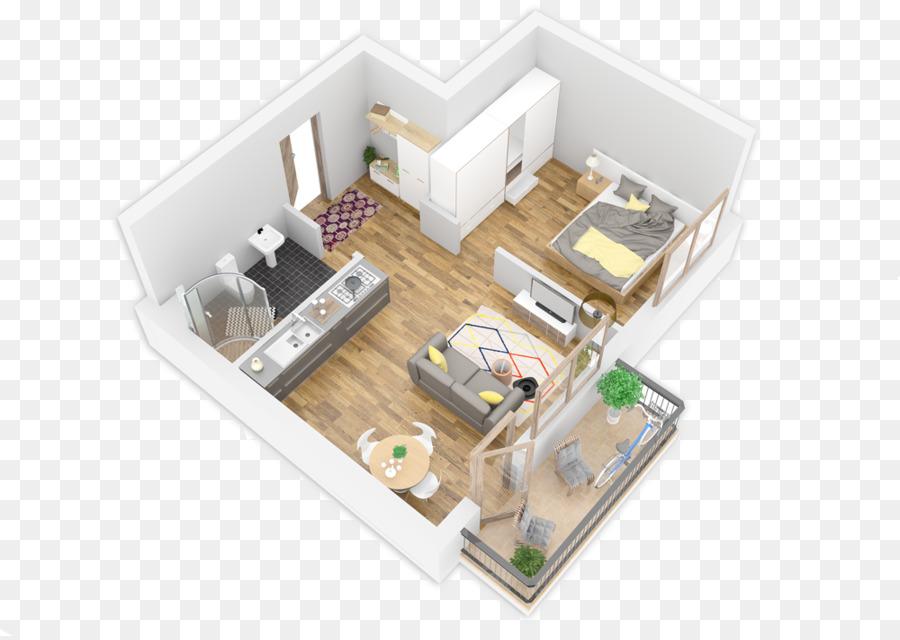 Produit de conception de plan d Étage de la propriété immeuble