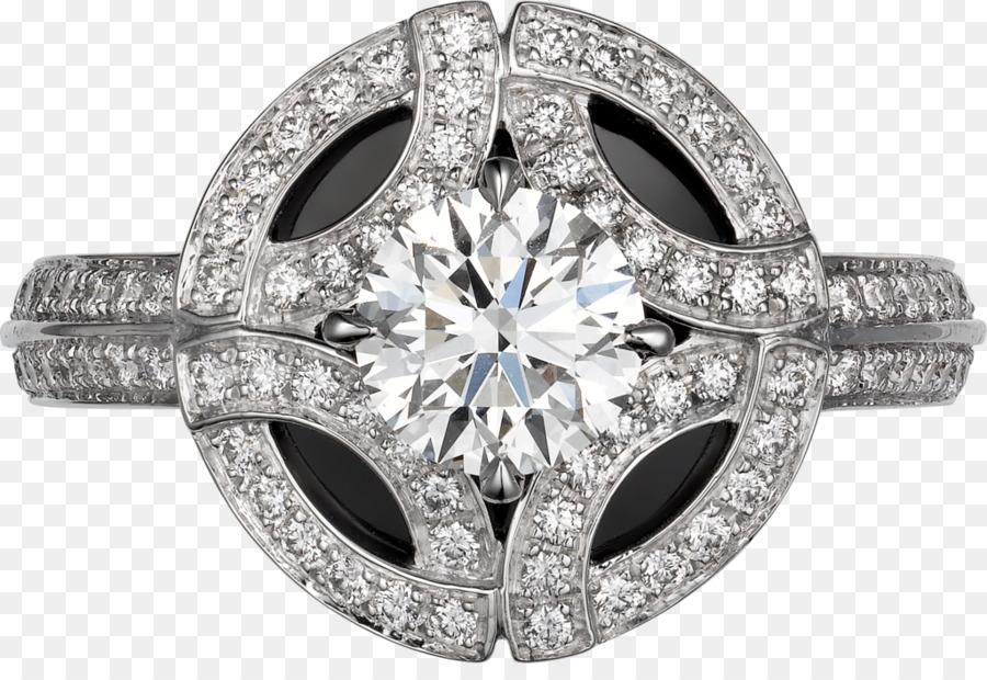 099b0a9bdb6 Anel de ouro Branco com Diamante Carat Gold - ouro preto anéis de custo