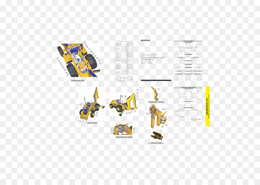 caterpillar inc john deere backhoe loader case 580c backhoe png rh kisspng com Case 580CK Parts Diagram 1977 Case 580CK Parts Diagram 1977