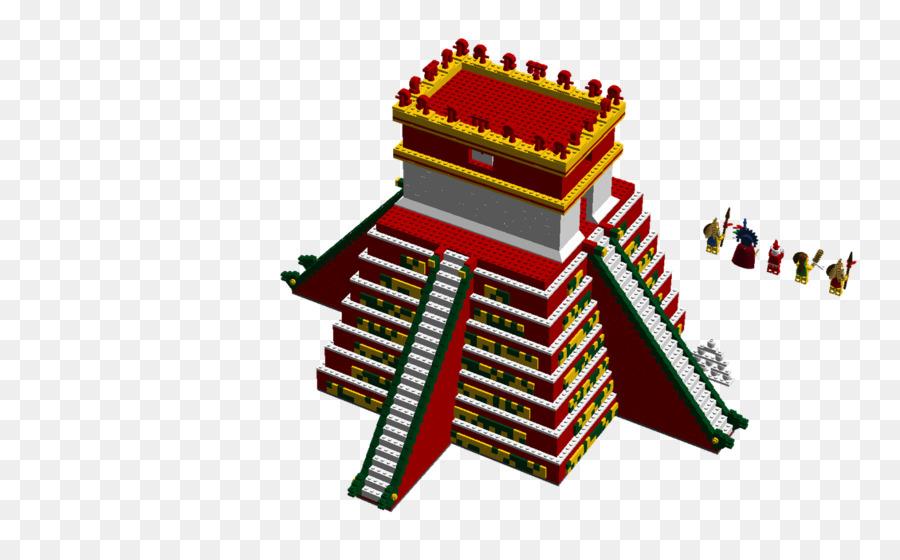 Los Aztecas Mesoamericano Pirámides De Lego Ideas Templo De Kukulkan