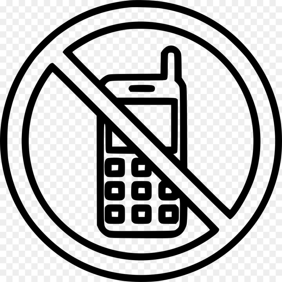 Картинка телефона перечеркнутого