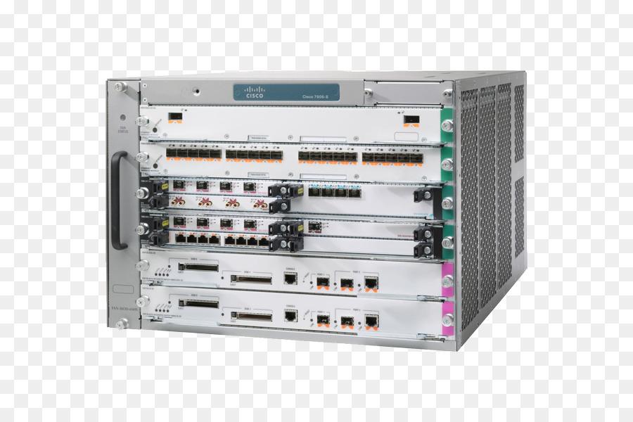 Cisco 7606-S Router Chassis Cisco 7606-S Router Chassis