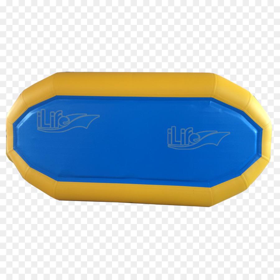 5da05f8869a Yoga Pilates Mats, Gaiam Foldable Yoga Mat, Raft, Yellow, Cobalt Blue PNG
