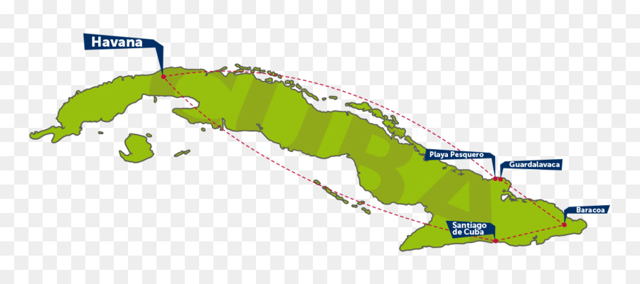 Provinces Of Cuba Havana Map Illustration Vector Graphics Map Png