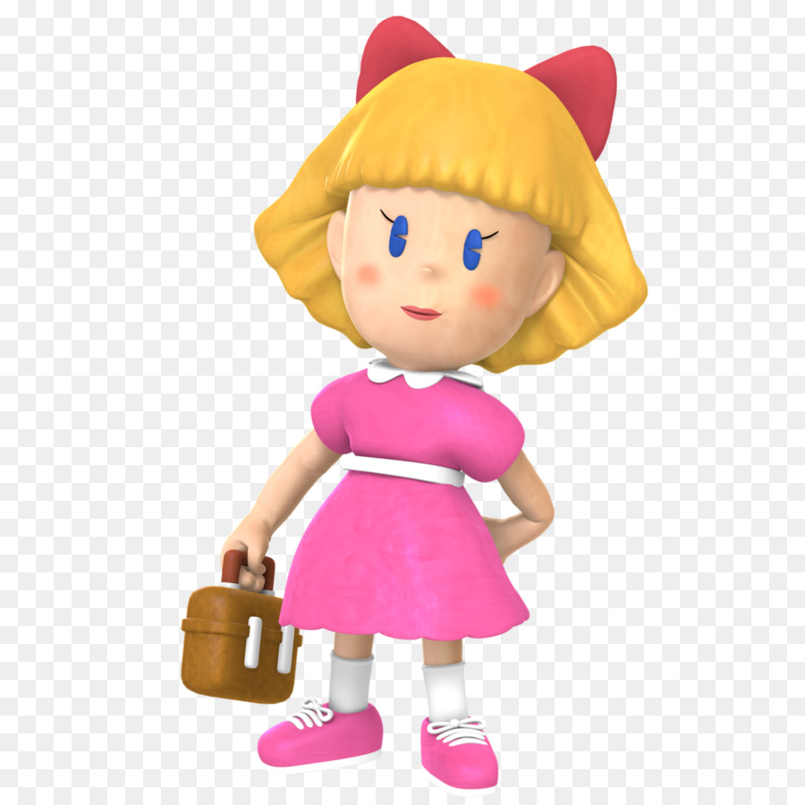 Earthbound Doll png download - 1024*1024 - Free Transparent
