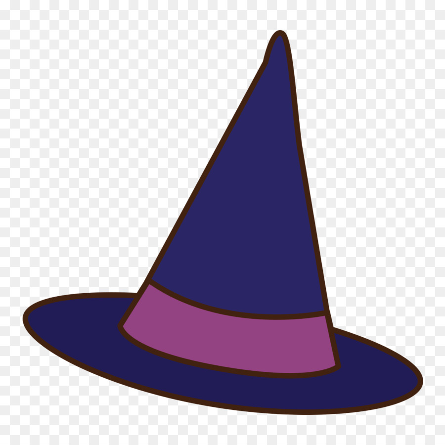 fb91ef657b5 Hat Halloween Illustration witch Magician - png download - 1181 1181 ...