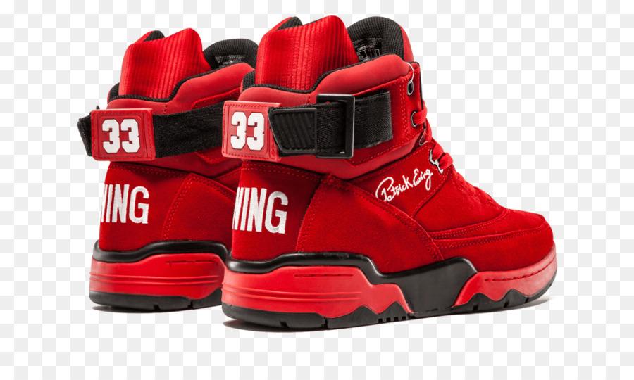 Sneakers Ewing Athletics Ewing 33 Hi Red Croc Shoe - 11 Clothing - sandal  png download - 1000 600 - Free Transparent Sneakers png Download. 65ea718fcb0