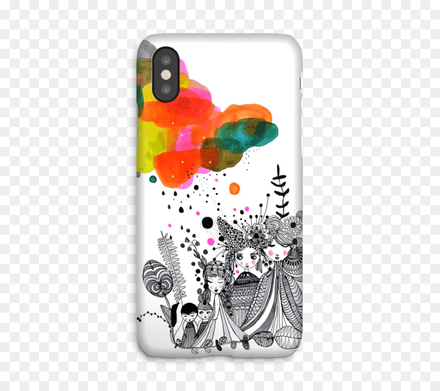 Iphone X Mobile Phone Accessories png download - 499*800 - Free