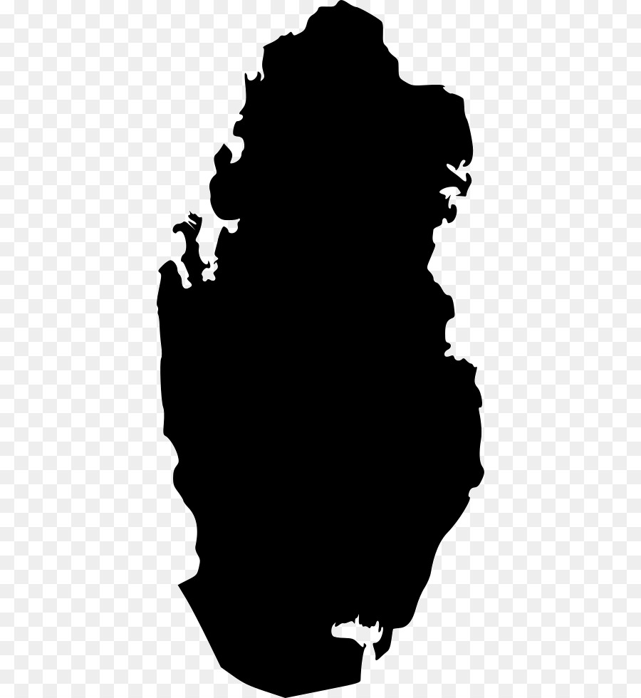 Flag of Qatar Vector graphics Royalty-free Map - map png download ...