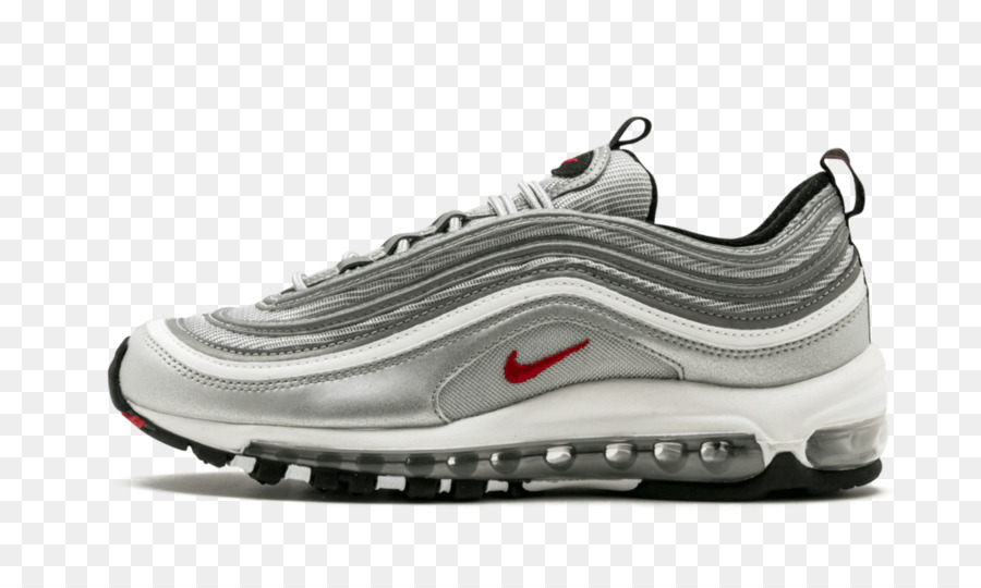 Nike Wmns Air Max 97 OG Qs Metallic Silber Damen Schuh Nike