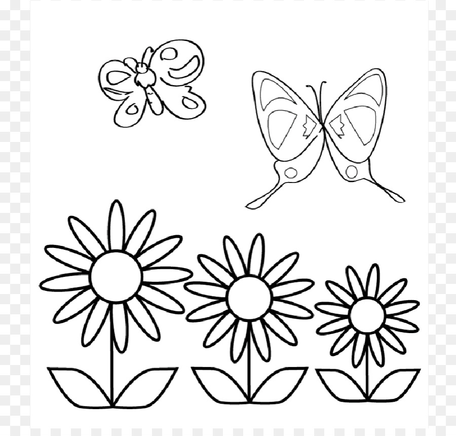 Coloring book Spring Drawing Image Photography - sixteen png ...