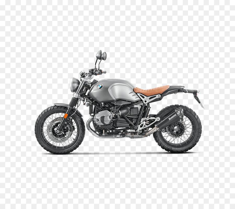 Bmw R Ninet Scrambler Bmw Motorrad Motorcycle Exhaust System