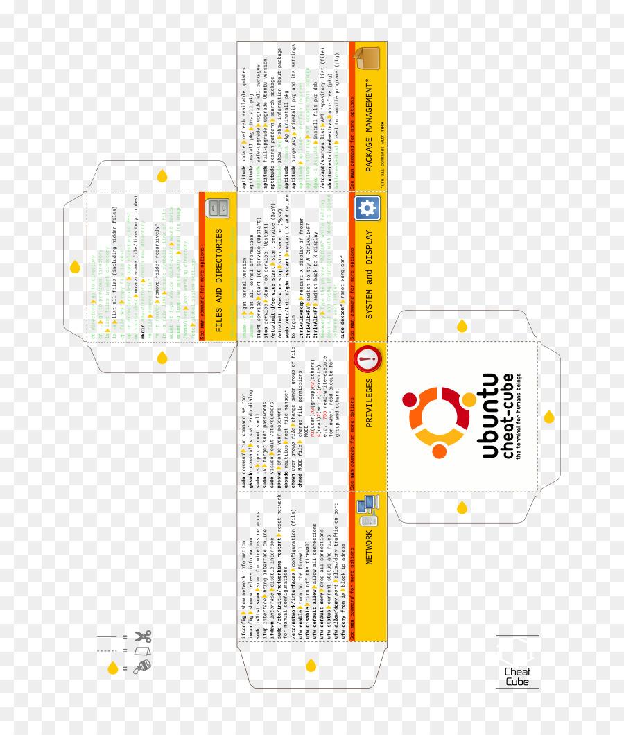 Ubuntu Yellow png download - 744*1052 - Free Transparent Ubuntu png