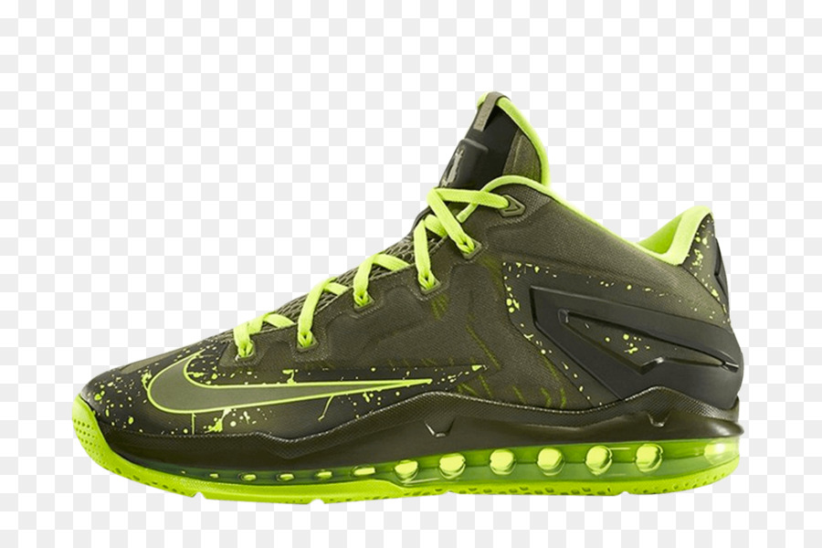 the latest e97e1 e22cd Nike Max Lebron 11 Low SE  Multi-Color Mens Shoe Sneakers Mens Nike Lebron  XI - nike png download - 1280 853 - Free Transparent png Download.