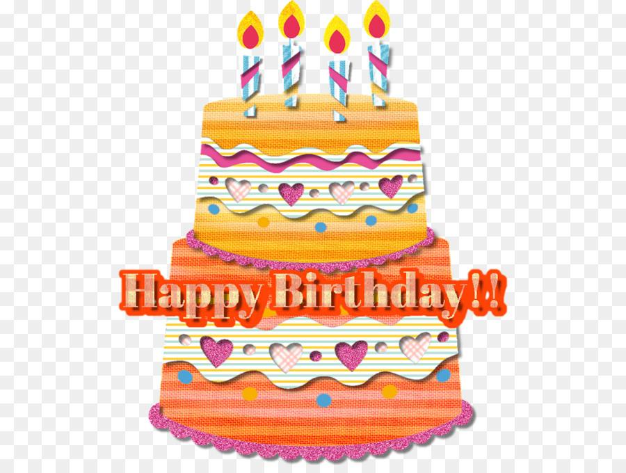 Birthday Cake Decorating Image Editing