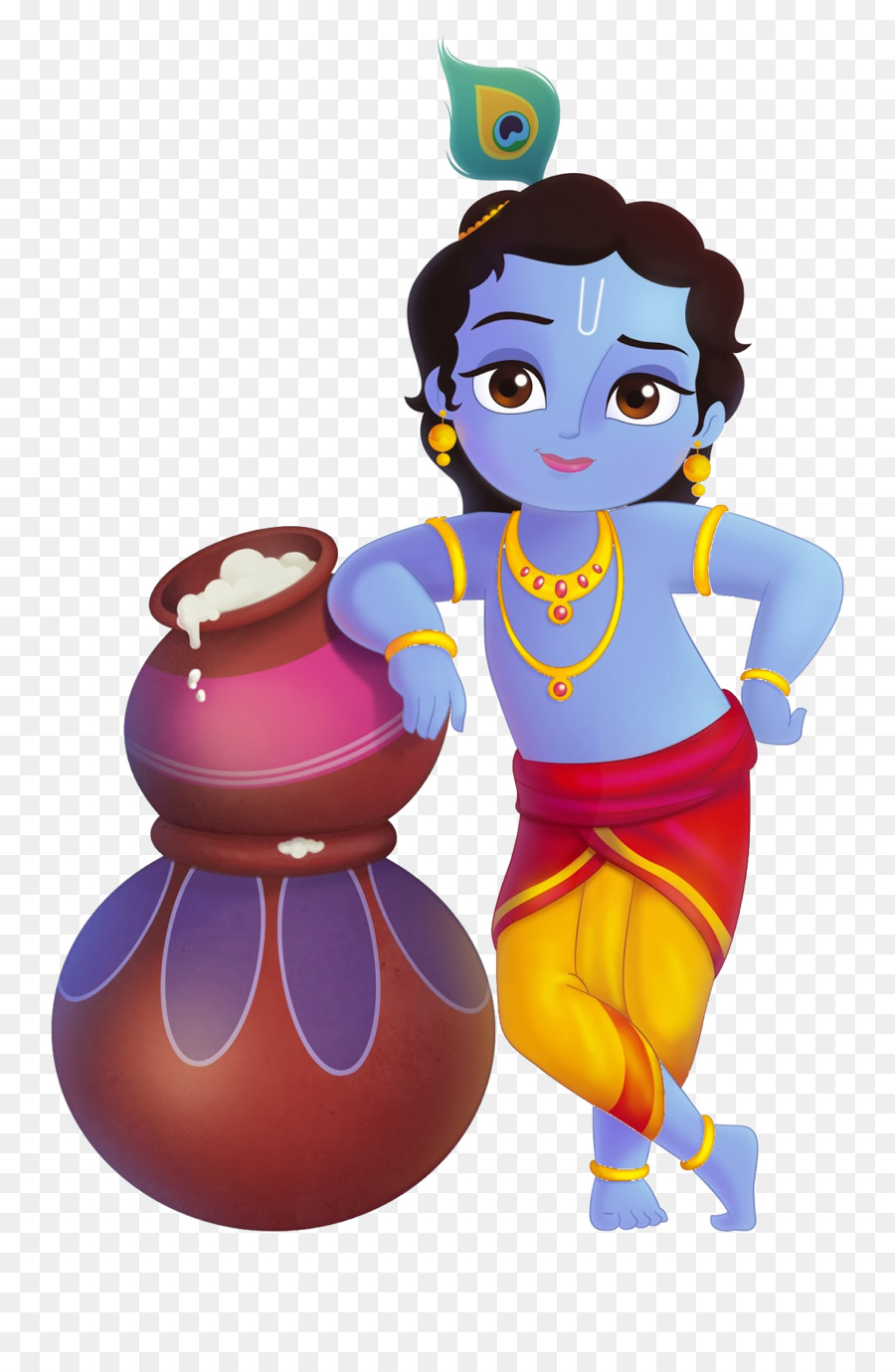 Lord little krishna images free download