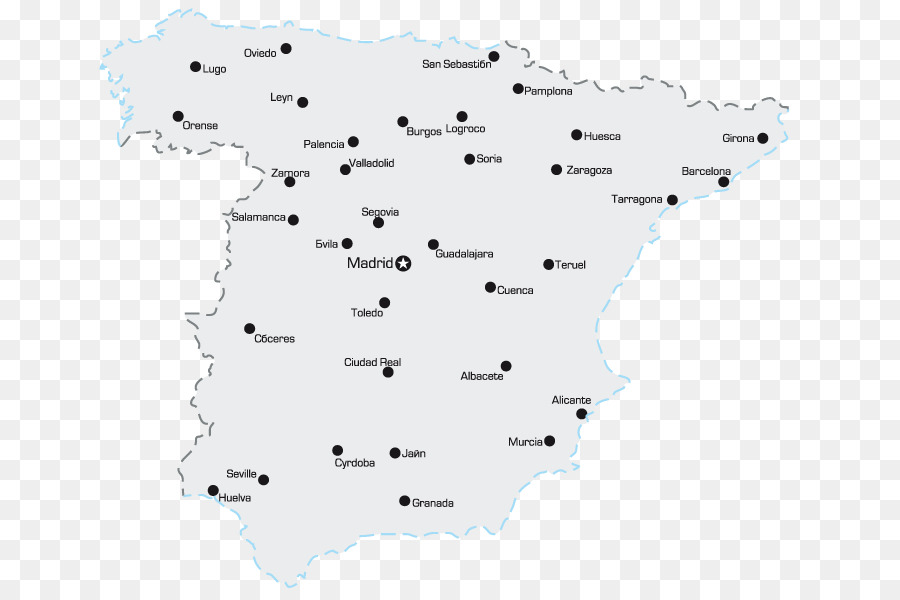 Catalonia World map Madrid Tourist map - map png download - 714*600 ...