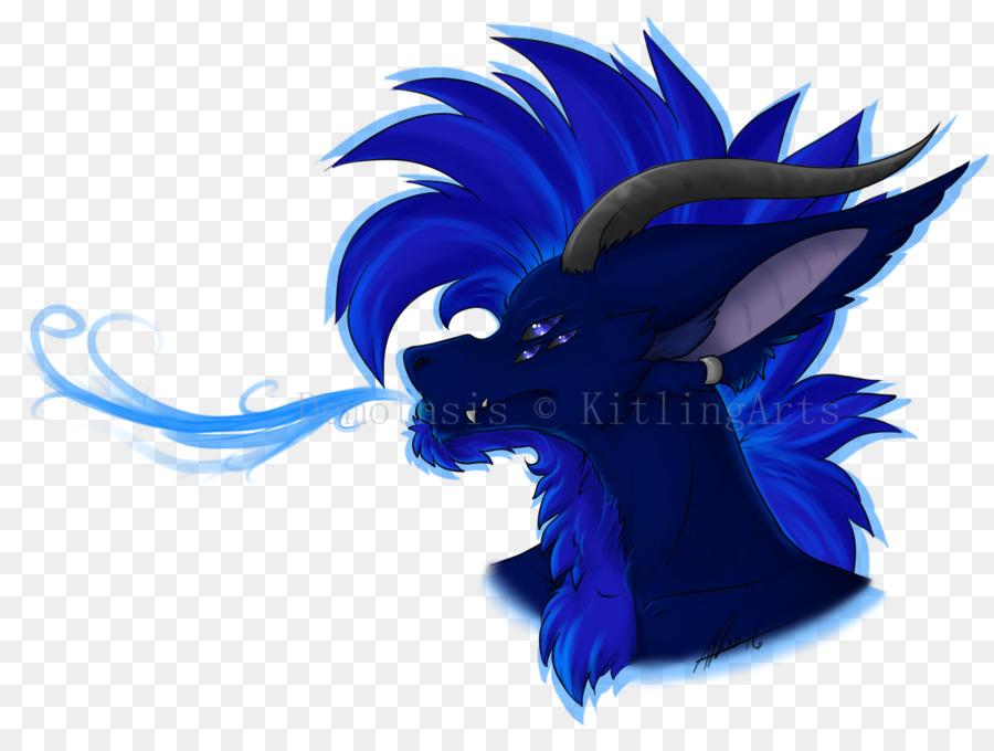 Sfondo Per Il Desktop Grafica Illustrazione Blu Cobalto Computer