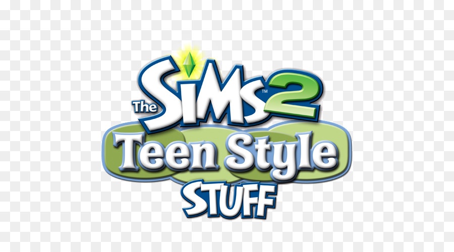 The Sims 2: Teen Style Stuff Video Games The Sims 2 Stuff packs Logo - png  download - 500*500 - Free Transparent Sims 2 Teen Style Stuff png Download.